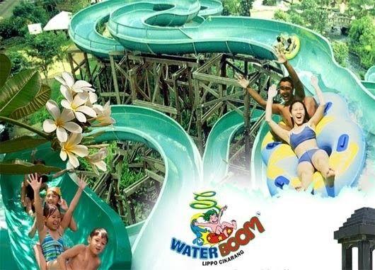 Water boom Cikarang