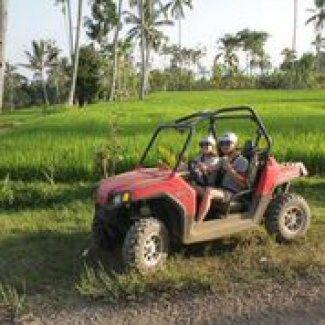 White Water Rafting and ATV Ride