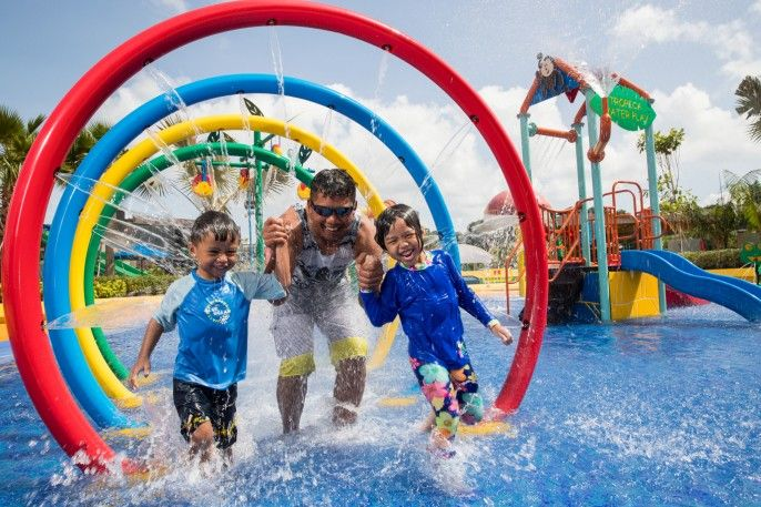 harga tiket Wild Wild Wet Waterpark Family Package