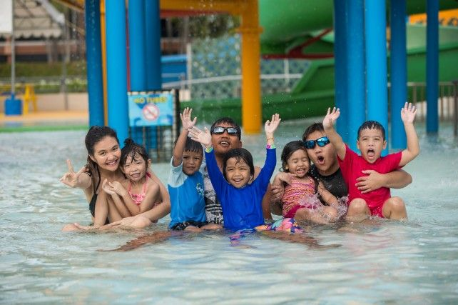 Wild Wild Wet Waterpark Family Package