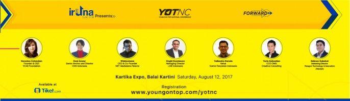 harga tiket YOTNC 2017