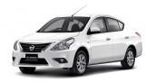 Sewa Mobil Nissan Almera