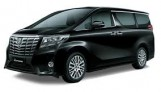Toyota All New Alphard Transformer