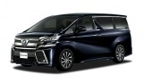 Sewa Mobil Toyota All New Vellfire
