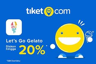Let's Go Gelato