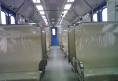 Interior Arjuna Express