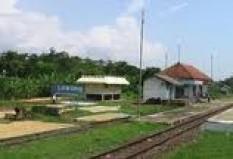 Objek Wisata Stasiun Babakan
