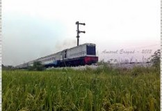 Objek Wisata Stasiun Bandar Kalipah