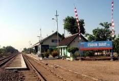 Objek Wisata Stasiun Barat
