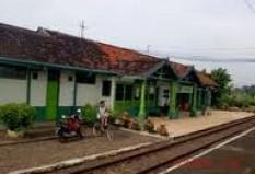 Objek Wisata Stasiun Boharan