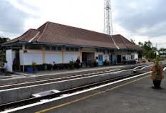 Objek Wisata Stasiun Brambanan