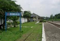 Objek Wisata Stasiun Bumiayu