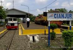 Objek Wisata Stasiun Cianjur