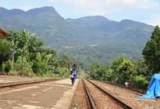 Objek Wisata Stasiun Ciawi