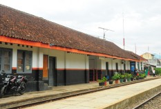 Objek Wisata Stasiun Cibadak