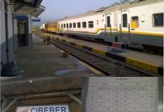 Objek Wisata Stasiun Cibeber