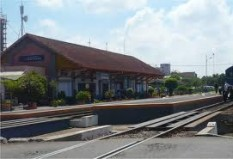 Objek Wisata Stasiun Gedangan