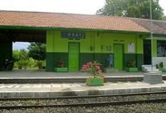 Objek Wisata Stasiun Grati