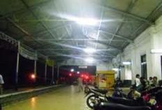 Objek Wisata Stasiun Gundih