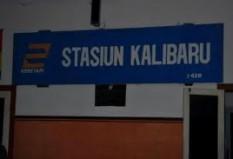 Objek Wisata Stasiun Kalibaru