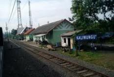 Objek Wisata Stasiun Kaliwungu