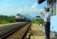 Objek Wisata Stasiun Karangsari