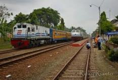 Objek Wisata Stasiun Kawunganten