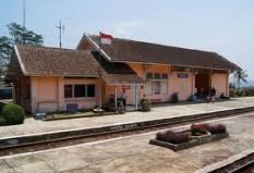 Objek Wisata Stasiun Kretek