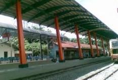 Objek Wisata Stasiun Lamongan
