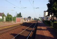 Objek Wisata Stasiun Lebeng