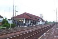 Objek Wisata Stasiun Losari