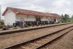 Objek Wisata Stasiun Manonjaya