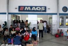 Objek Wisata Stasiun Maos