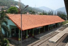 Objek Wisata Stasiun Merak