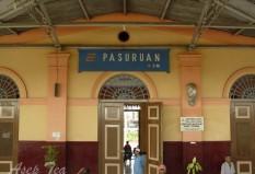Objek Wisata Stasiun Pasuruan