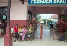 Objek Wisata Stasiun Pegadenbaru