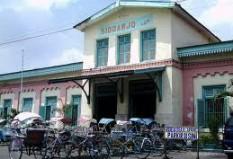 Objek Wisata Stasiun Sidoarjo