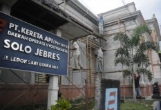 Objek Wisata Stasiun Solo Jebres
