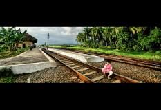 Objek Wisata Stasiun Sruweng