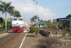 Objek Wisata Stasiun Sumberpucung