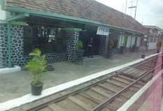 Objek Wisata Stasiun Talun