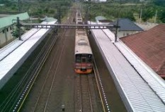 Objek Wisata Stasiun Tangerang