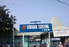 Objek Wisata Stasiun Tanggul