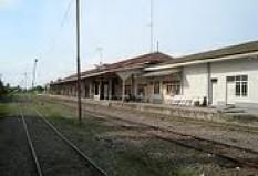 Objek Wisata Stasiun Tanjungbalai