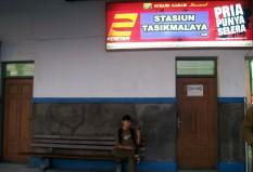 Objek Wisata Stasiun Tasikmalaya