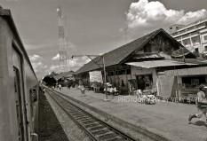 Objek Wisata Stasiun Tebingtinggi