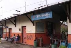 Objek Wisata Stasiun Temuguruh