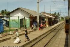 Objek Wisata Stasiun Tigaraksa