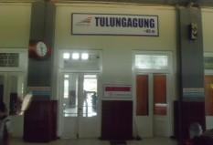 Objek Wisata Stasiun Tulungagung