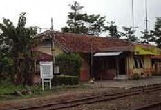 Objek Wisata Stasiun Ujungnegoro